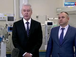 Собянин пообещал помочь семьям погибших при крушении Ту-154