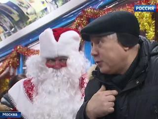 дед мороз контролёра москве маршрут новогодний трамвай