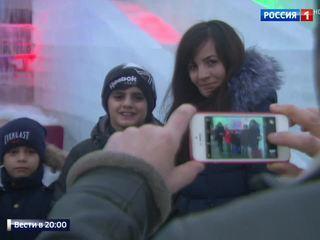 В столице ударят сибирские морозы