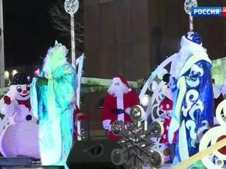 Собянин: новогодние торжества в Москве посетили 11 миллионов человек