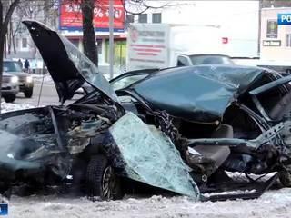 дтп юго-западе москвы пострадал