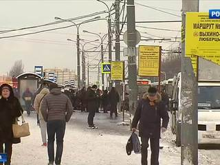 В Выхине пассажиров возили люди без водительских прав