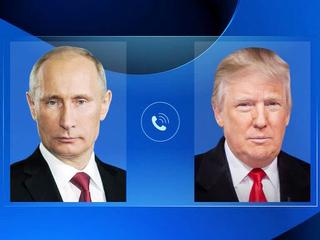 Conversation between Putin and Trump was Positive and Businesslike