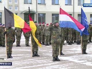 NATO Battalion Came 300 Kilometers Close to Kaliningrad