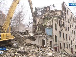 В Москве грядет глобальная перестройка: какие дома исчезнут?
