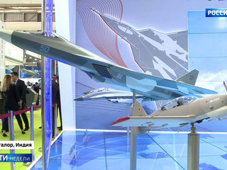 Российское оружие вызвало ажиотаж на Aero India 2017