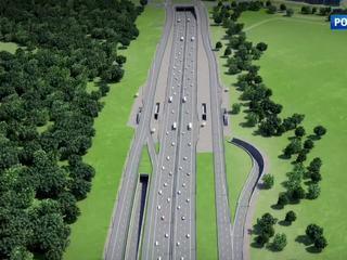 Новой Москве - новую дорогу: Калужское шоссе реконструируют ускоренными темпами