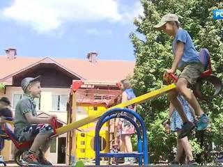 Столичные льготники смогут выбрать путевки в детские лагеря