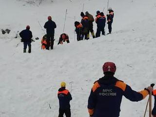 На Чегете найдены тела еще трех погибших