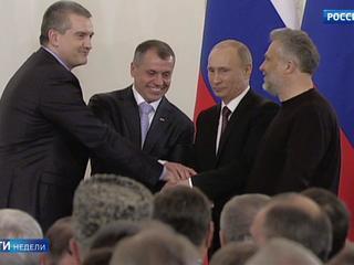Россия дала крымчанам равноправие, образование и медицину