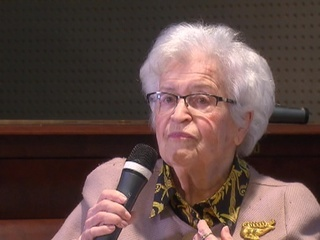 Президент ГМИИ имени Пушкина Ирина Антонова отмечает 95-летие