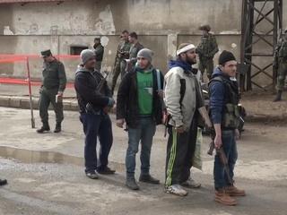 Militants Leave Homs After Month-Long, Tense Negotiations