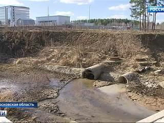 В аэропорту Домодедово отрицают причастность к утечке нефтепродуктов