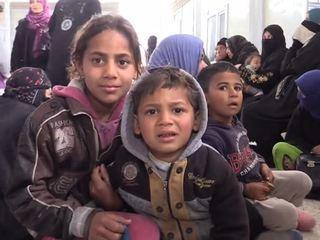 Мосул на грани гуманитарной катастрофы: около 400 тысяч человек остаются без еды и воды