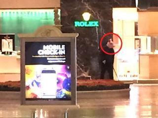 Стрельба в Вегасе: ограблен магазин Rolex в казино Bellagio
