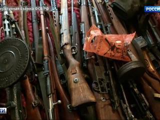 ФСБ раскрыло банду подпольных оружейников