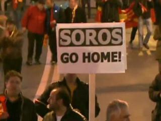 """""""Сорос, go home"""": Восточная Европа выступает против организаций миллиардера из США"""