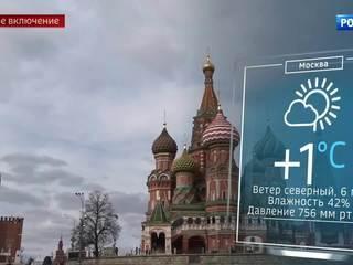 В Москве и области ветрено, возможен снег