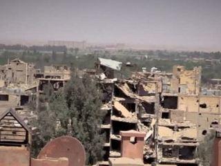 Battle For Deir ez-Zor. Exclusive Broadcast by Evgeny Poddubny