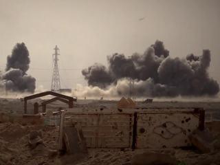Схватка за Дейр-эз-Зор: репортаж Евгения Поддубного с места боя