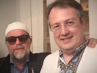 Гребенщиков исполнил в Киеве арию московского гостя