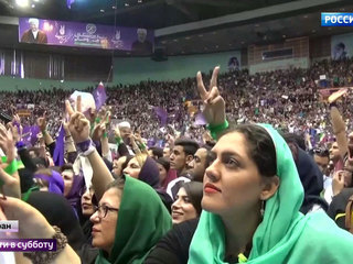 In Iran the Reformer Beat the Conservative