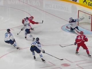 Хоккей. Россия - снова в тройке лучших
