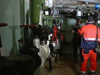 В Москве начали отключать горячую воду