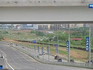 Открыто движение по новому участку Калужского шоссе