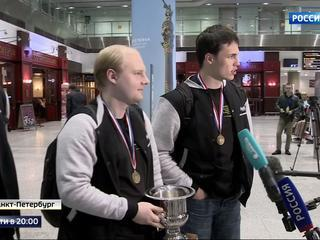 Питерские программисты в седьмой раз стали лучшими в мире