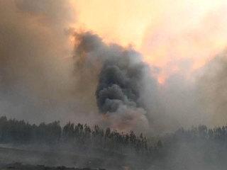 Пожар в Португалии: жертв уже 57