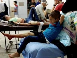 В Алеппо рядом с рынком прогремел взрыв