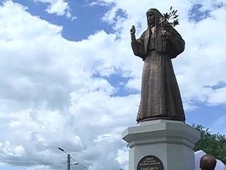 В Алапаевске открыли памятник сестре последней русской императрицы