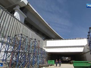 Многолетняя реконструкция Щелковского шоссе близится к концу