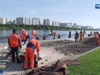 Парк 850-летия Москвы преобразится после реконструкции