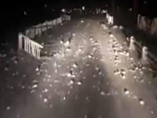 Мощное землетрясение в Китае: пострадали десятки туристов