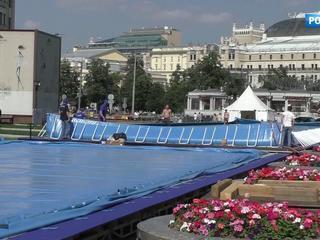 В центре столицы откроются бассейны для вейкбординга