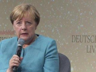 Меркель не видит военного решения ситуации вокруг КНДР