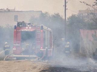 Пожары под Волгоградом и Астраханью: местных жителей призывают не расслабляться