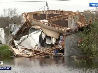 7 миллионов тонущих. Власти США бессильны перед ураганом и наводнением