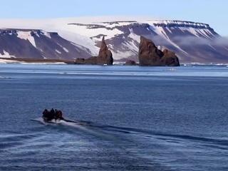 Очисткой Арктики займутся те, кто не заботится об экологии