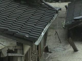 В Китае от ливней пострадали более ста тысяч человек