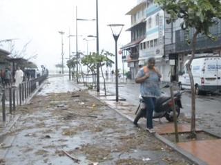 В Карибском бассейне набирает силу новый ураган