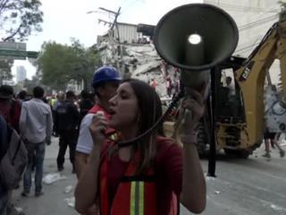 Ситуация в Мехико остается очень сложной