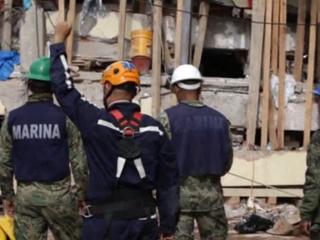 Землетрясение заставило вновь эвакуировать жителей Мехико