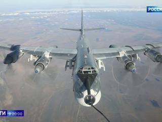 "Внезапная атака ВКС в Сирии: эксклюзив ""Вестей"""