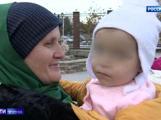 Возвращение на родину: в Грозный прилетели дети, оставшиеся без родителей