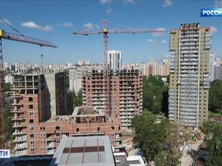 Реновация жилья в столице: первые переселенцы переедут к началу 2018 года