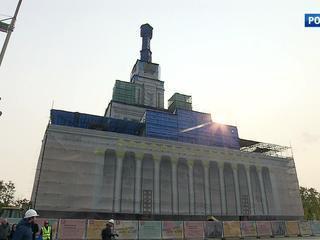 Глобальная реставрация на ВДНХ: павильонам вернут исторический вид