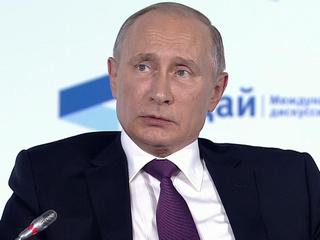 Путин о женщине-президенте РФ: у нас все возможно